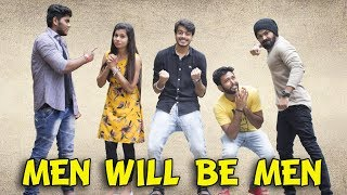 MEN WILL BE MEN | BakLol Video |