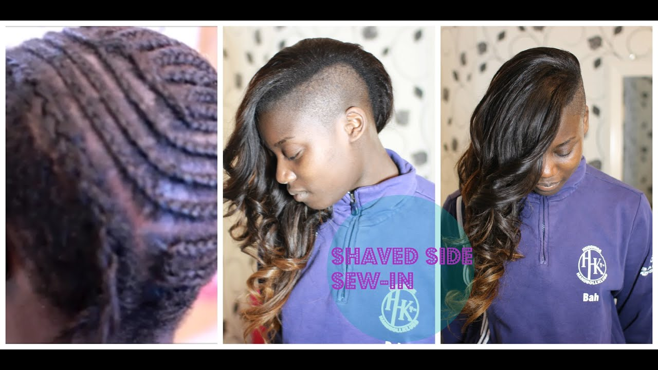 Sew In Hair Style by stevesalt.us