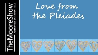 messages from pleiades