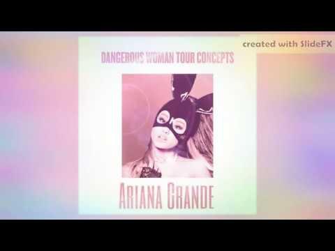 Ariana Grande - Intro | Into You - Dangerous Woman Tour Studio Concept [DL Link In Description]