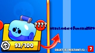 des MIRACLES INCROYABLES dans ce MEGA PACK OPENING Brawl Stars ! 18 NEW BRAWLERS