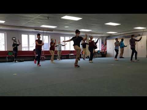 Downers Grove Adventist School Dowel Rod Choir - Arise My Love