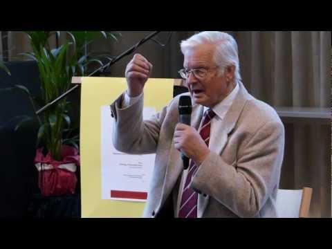 Vortrag Prof. Dr. Matthias Kröger zum 100sten Geburtstag von Ruth Cohn - TZI heute