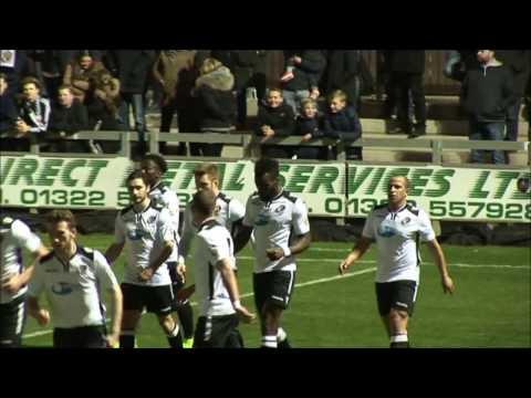 Dartford v Margate  Goals