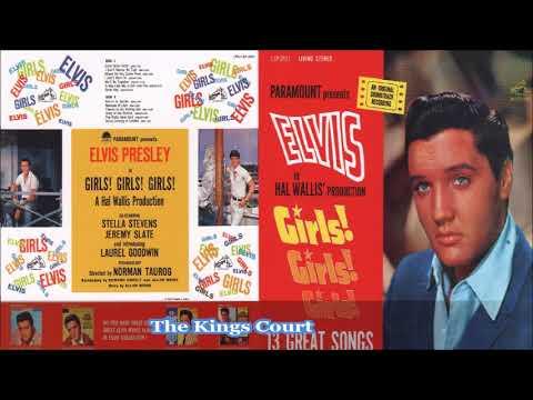 Elvis Presley - Girls! Girls! Girls! - 1962 - Full Album