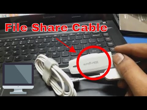 Targus file share cable via USB TO USB Unboxing 2018