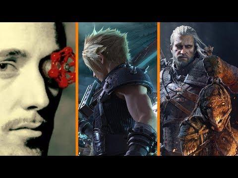 Valve's New Game Studio + Final Fantasy VII NOT Just a Remake? + Witcher Series Details