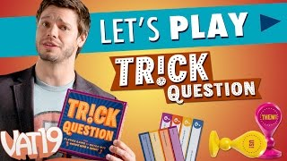Let's Play: Trick Question Party Game | Ep. #1