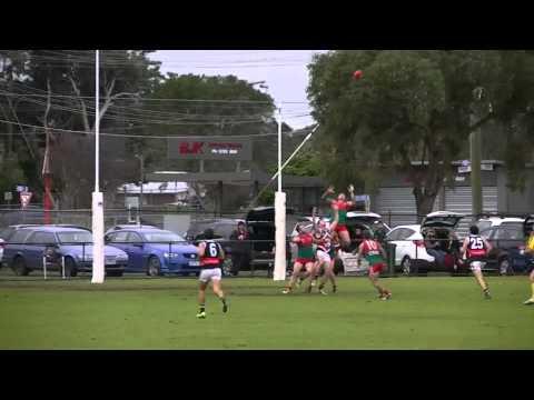 Aaron Edwards mark Pines vs Bonbeach