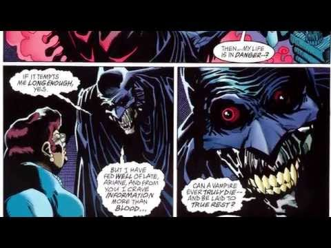 Batman: Crimson Mist - Longbox of the Damned