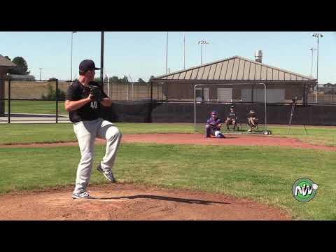 Blake Leaverton - PEC - RHP - West Valley HS (WA) June 29, 2020