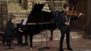 Bridge - « Pensiero » et « Allegro Appassionato » - Adrien Boisseau