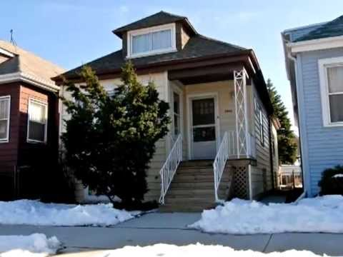2841 W. Roscoe, Chicago IL Home for Sale 874 sq ft Bungalow