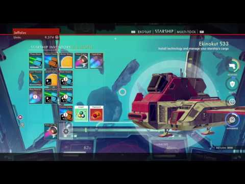 No Man's Sky - Exploring the Cosmos