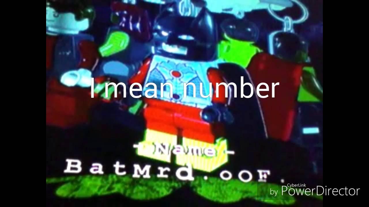 Lego Batman 2 Custom Characters Episode 1 Youtube