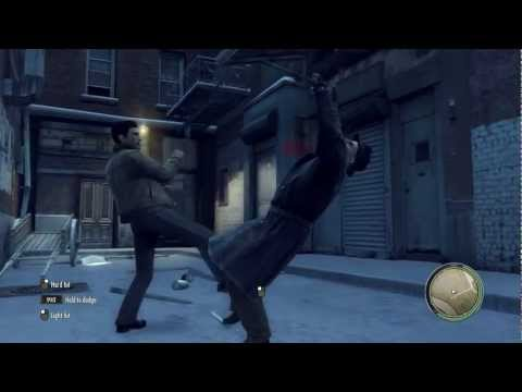 Lets play Mafia 2 Mission 2  Part 1