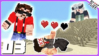 3rd Life SMP  | A HAPPY LITTLE ACCIDENT! | Ep 03 - 2021-04-22T19:14:24Z