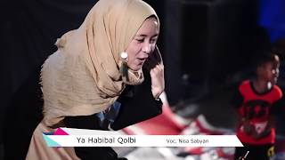 Download Lagu Sabyan Gambus - Ya Habibal Qolbi Live Perfom Nissa Mp3