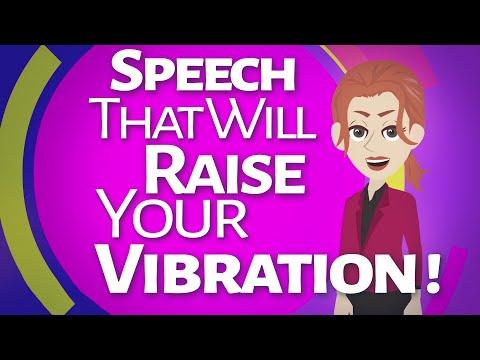 Abraham Hicks ~ Speech That Will Raise Your Vibration
