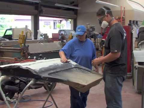 PROGRAM SPOTLIGHT: Auto Body Repair &  Painting