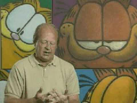 (Source) Jim Davis Interview from Scholastic Comic Book Maker