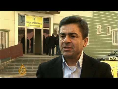 Kurds disillusioned after party ban - 16 Dec 09