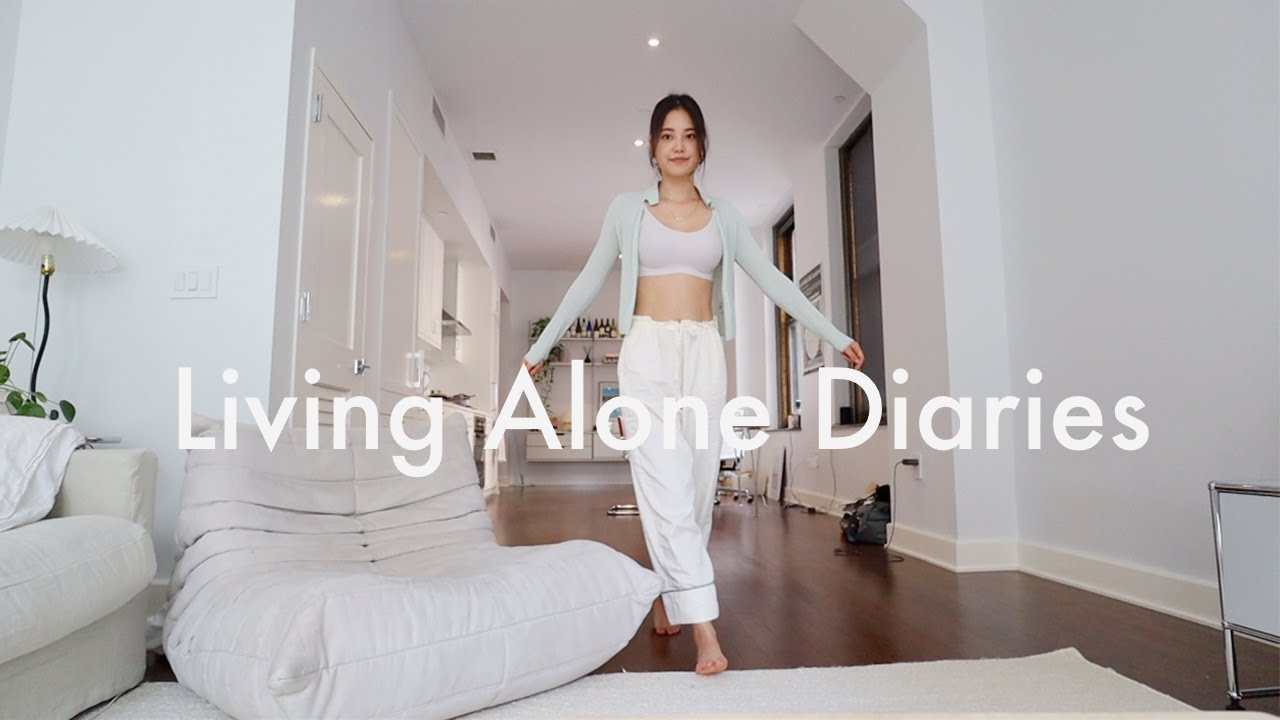 Living Alone Diaries | Buying my first ever car, cooking food cravings, binge watching shows!