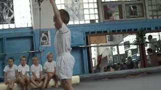 2-Чернигов, дворец пионеров, спортивная гимнастика 01.06.2014