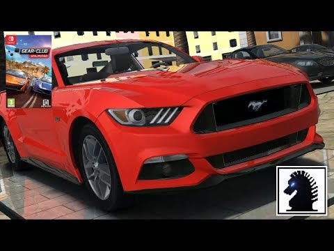 NS Gear.Club Unlimited - Countryside Tour Championship - Ford Mustang GT500 2015