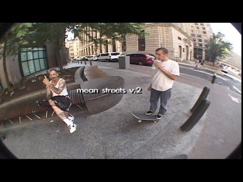 Mean Streets v2  TransWorld SKATEboarding