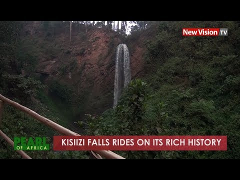 Pearl of Africa   Kisiizi falls rides on its history