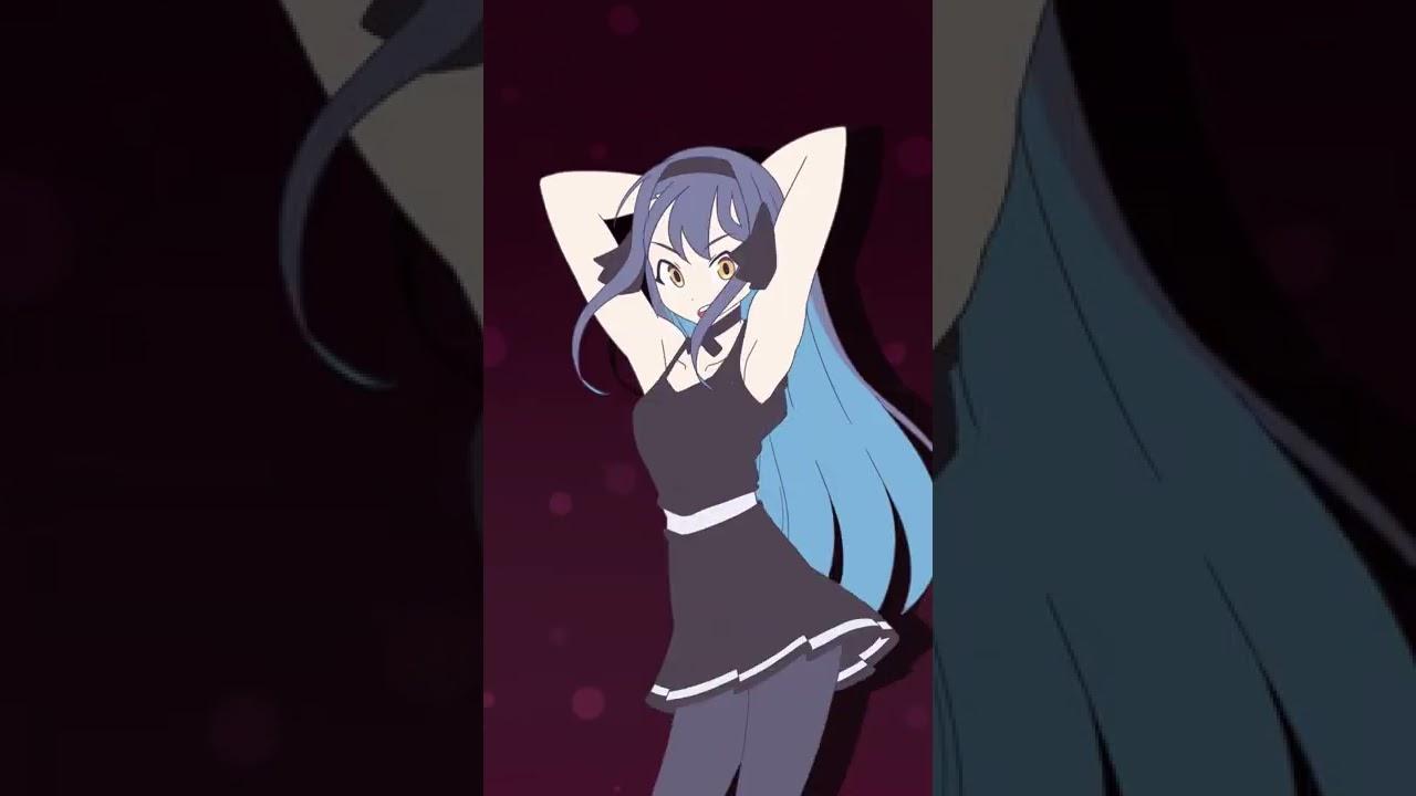 강지 제로투 #Shorts (GangG zero two dance animation)