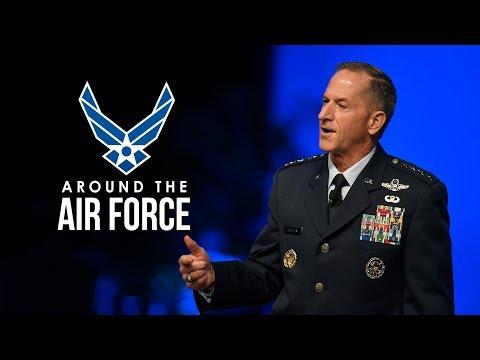 Air, Space & Cyber