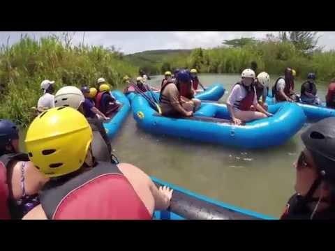 White Water Rafting (Jamaica) - #2