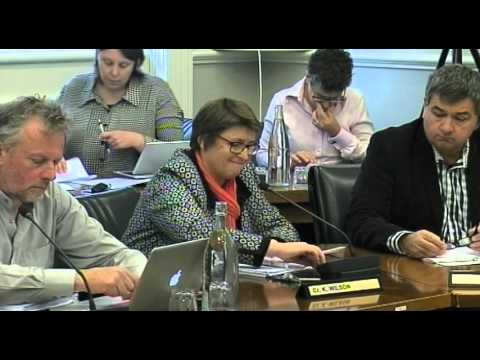 Dunedin City Council - Planning and Regulatory Committee - April 26 2016