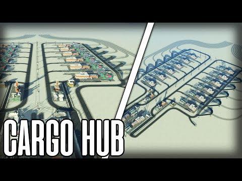 Cargo Hub - TRAINCITY 4.0 #6