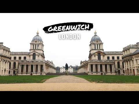 Greenwich, London -  Up The Thames To The Royal Observatory, Visit Britain
