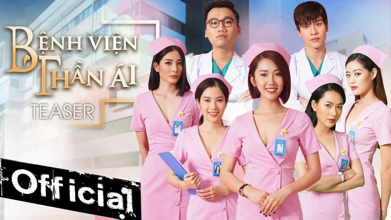 BỆNH VIỆN THẦN ÁI (Teaser Official)   Thúy Ngân, Xuân Nghị, Nam Anh, Dũng Bino   Web Drama