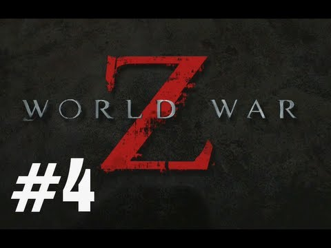 World War Z Gameplay Walkthrough Part 4 (Story Mode) iOS And