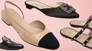 TOP 5 Elegant Summer Shoes That You Can Walk In (NOT Sneakers!)