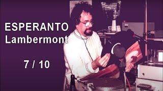 Esperanto Lambermont 7