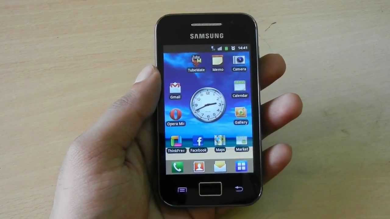 Samsung Galaxy Ace NXT Screenshot Videos - Waoweo