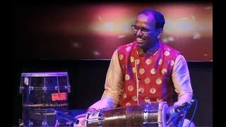 Nilesh Parab Dholki performance in Pune