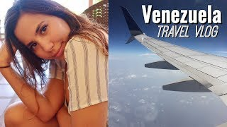 Venezuela Travel Vlog: seeing my long distance boyfriend, going to the beach and family