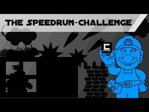 Super Mario Maker Speedrun Challenge - Trying to beat your Records for the first Time