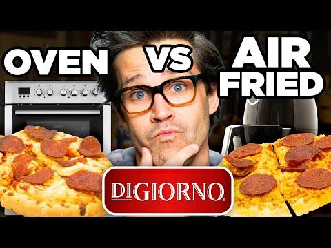 Oven vs. Air Fryer Taste Test