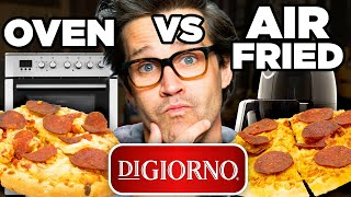 Oven vs. Air Fryer Taste Test