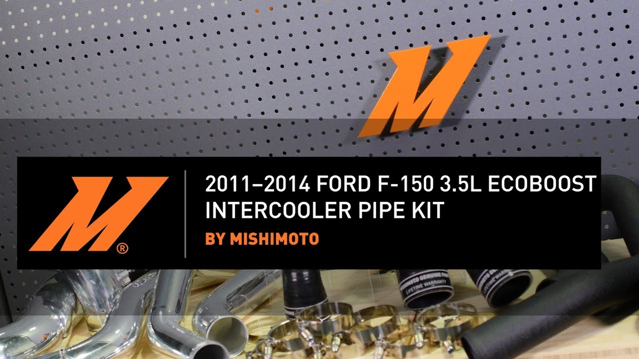 2011 F 150 3 5l Wiring Diagram Electrical Diagrams Lacrosse 2014 Ford Ecoboost Intercooler Pipe Kit Installation