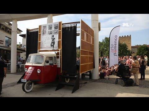 Une scène flamenco itinérante dans les rues de Mont-de-Marsan