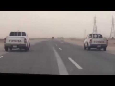 fast and furious in saudi arabia (تشطيف)